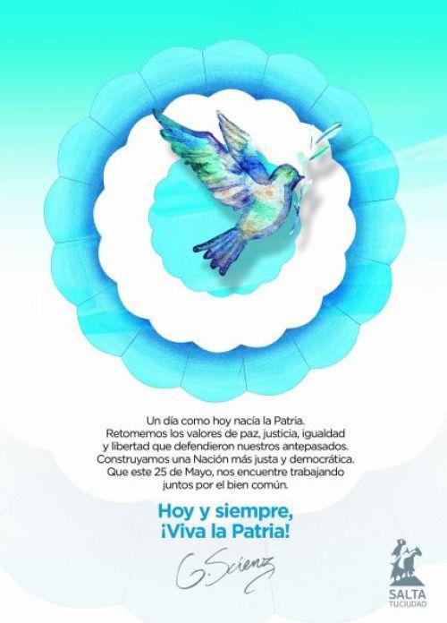 Edictos / Comunicados: VIVA LA PATRIA