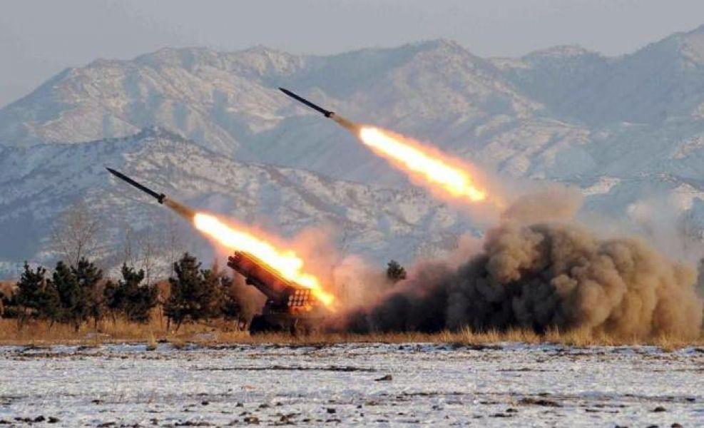 Se acrecienta la tensión entre EE. UU. y Corea del  del Norte por el  programa nuclear del país  asiático.