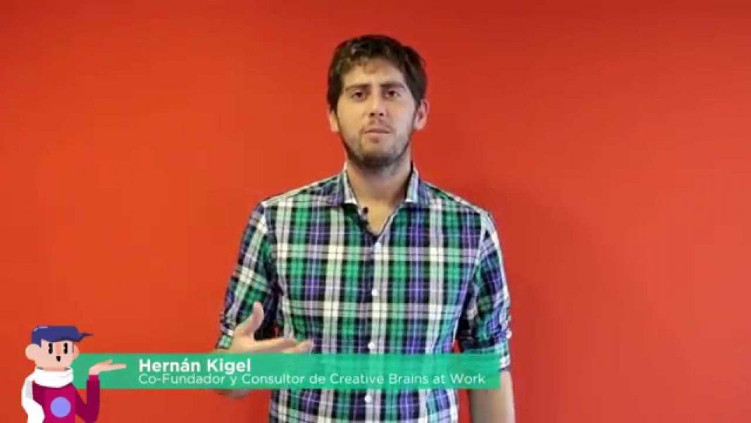 Hernán  Kigel, Economista y Director del Programa de Innovación y Creatividad en los Negocios de la Universidad Torcuato Di Tella.