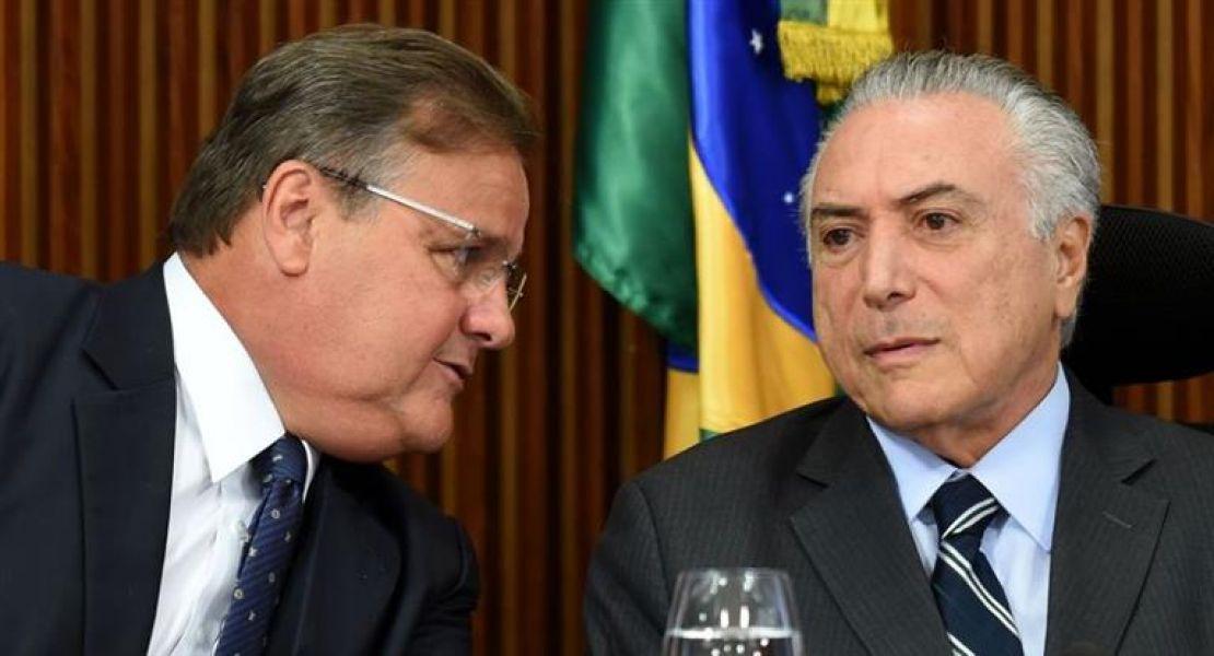 Geddel Vieira Lima, era uno de los hombres más cercanos del gabinete del presidente de Brasil, Michel Temer.