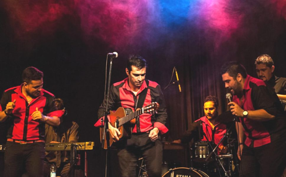 Este viernes el Teatro Provincial presentará Guitarreros (foto), Atemporal y Quinoa.