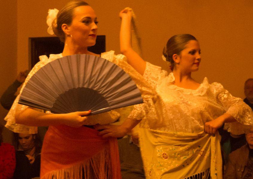 """""""Jondo, mujeres flamencas"""", dirigida porDaniela Pérez, está inspirada en lo sutil y caprichoso de cada mujer española."""