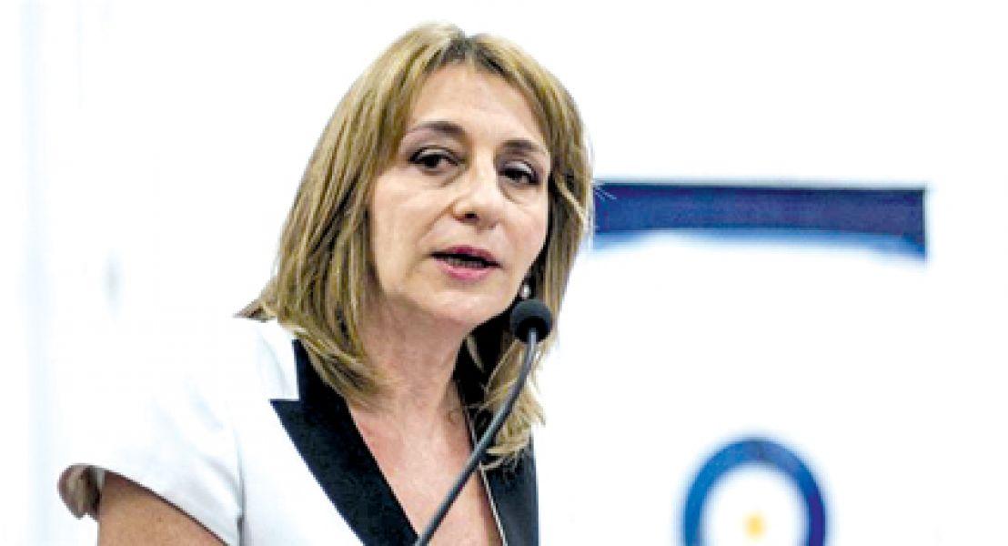 Alejandra Gils Carbó citada por el magistrado que resolvió indagar a 11 personas entre el 3 y el 31 de agosto.