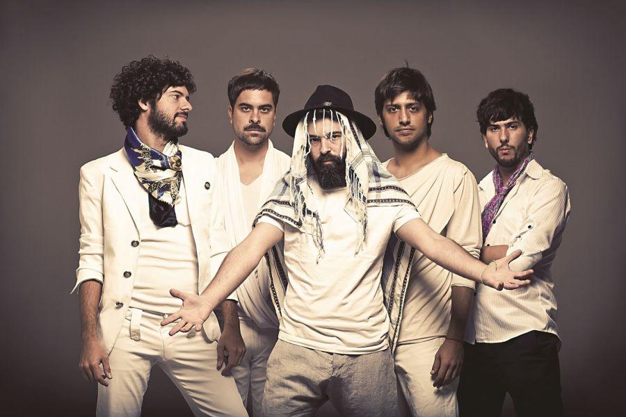 """La banda Onda Vaga de gira con su disco """"OVIV"""" por el Norte, toca el 19 en Jujuy, el 20 en Salta y el 21 en Tucumán."""