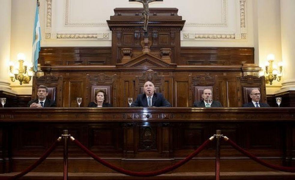 La CSJN resolverá tras la audiencia del 16 de agosto.