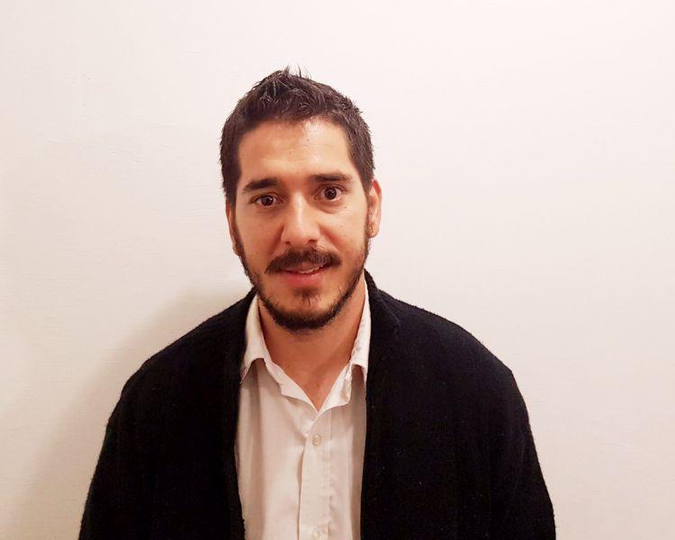 Enzo Rizzi aspira a una banca en el Concejo Deliberante