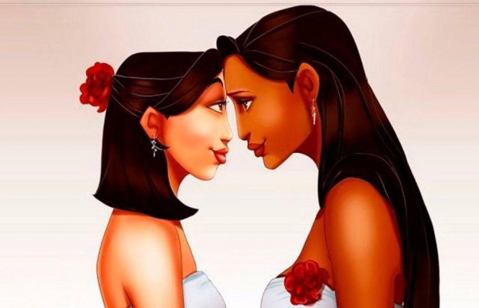 La productora Disney anunció que en 2018, hará su primera película con una princesa homosexual.