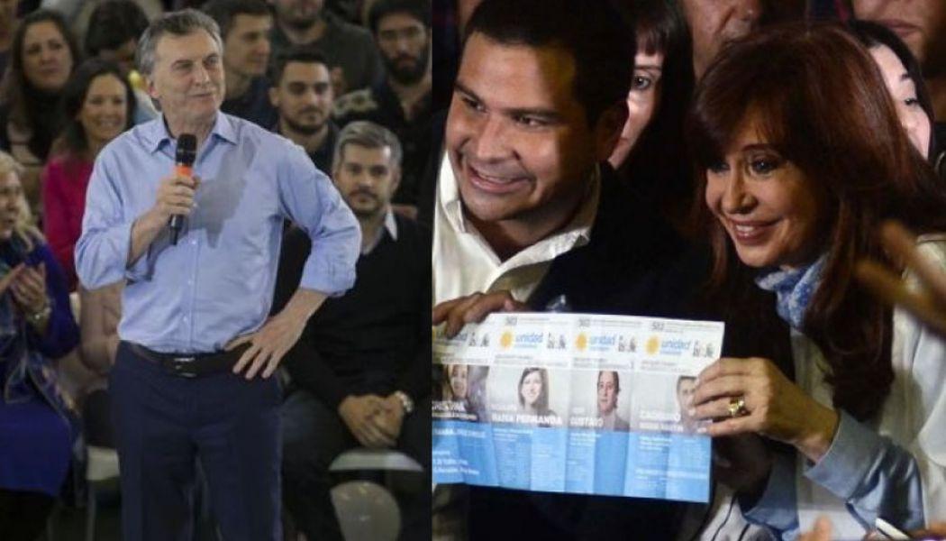 """""""Estamos restableciendo la confianza en el país"""", dijo Macri y """"La gente está nerviosa porque no llega a fin de mes"""", dijo Cristina."""