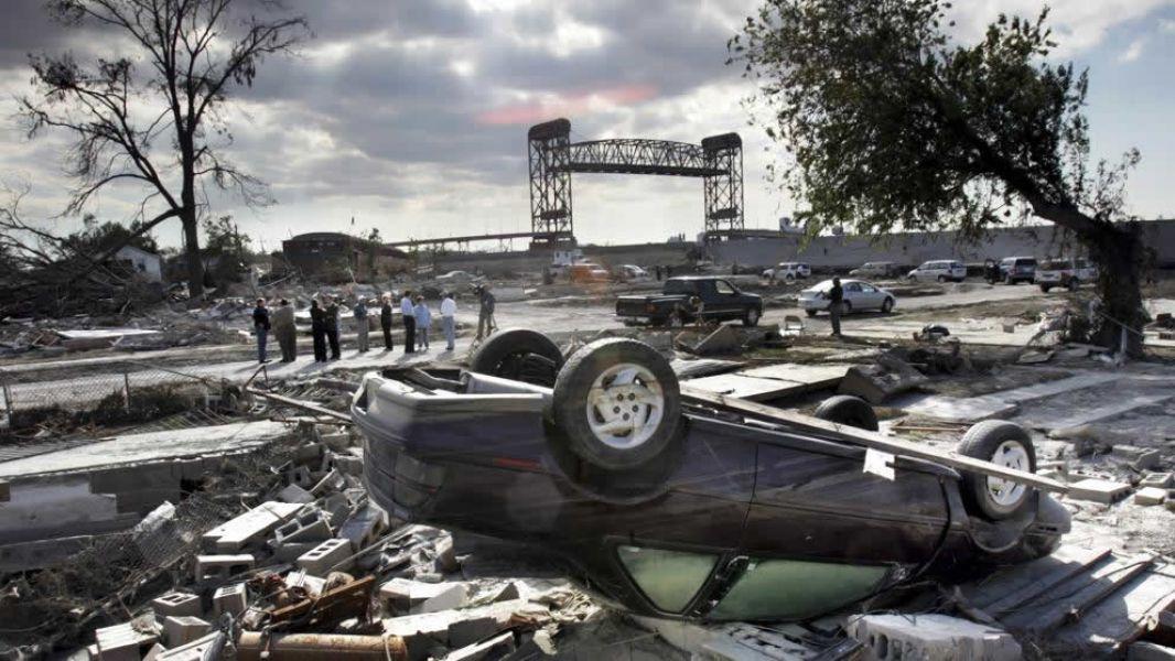 El huracán Harvey toca tierra y arrasa en la costa de Texas (Robert F. Bukaty / AP)