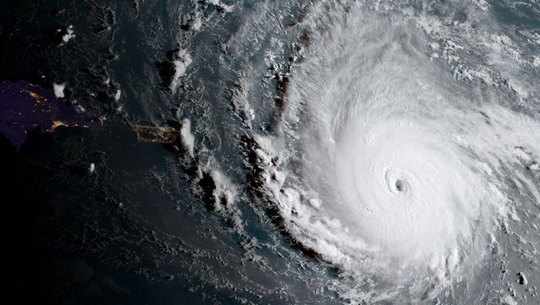 El huracán Irma se dirige ahora a la isla de Anguilla, las islas Vírgenes británicas y la punta este de Puerto Rico.