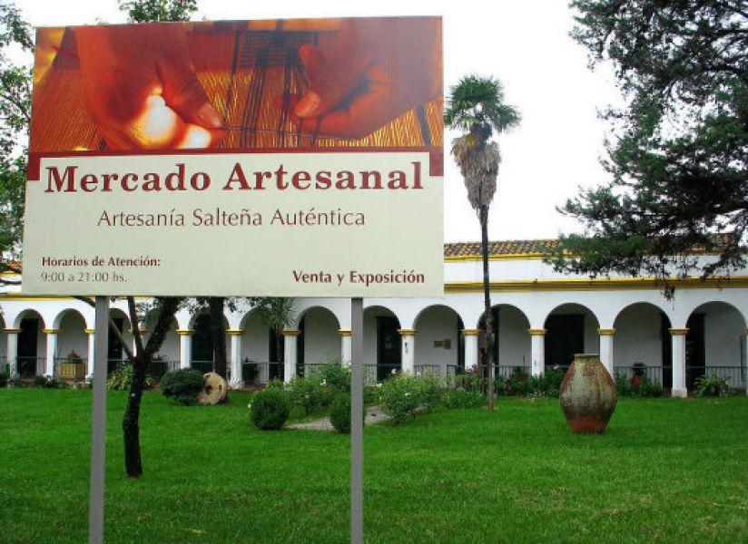 Se confirmó que el Mercado Artesanal será refaccionado y a partir de noviembre los 200 artesanos deberán desocupar el lugar.