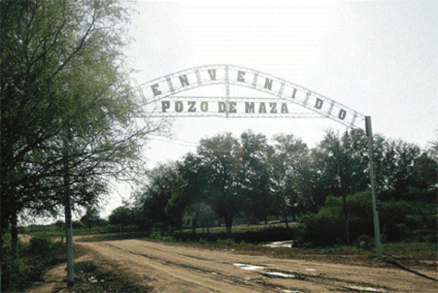 La localidad de Pozo de Mazza, en Formosa.