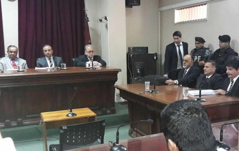 Tribunal Oral Federal