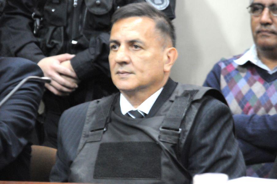 Ex juez Raúl Reynoso