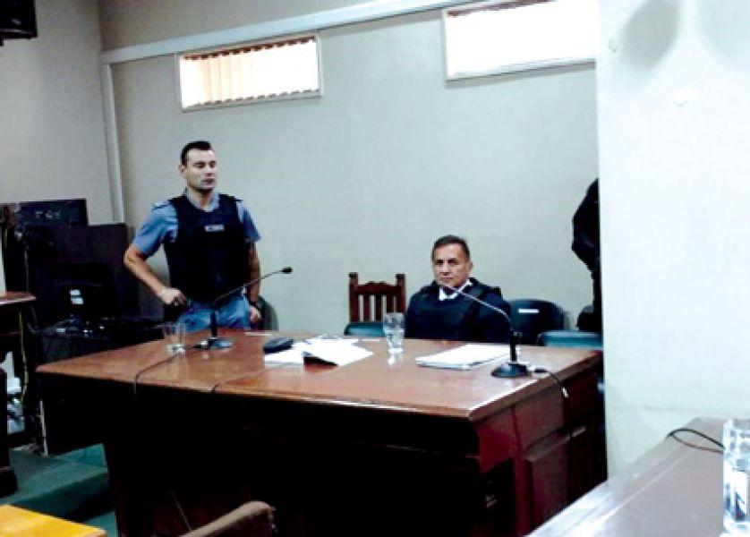 Segunda audiencia del juicio al ex juez federal Raúl Reynoso. Cuarto intermedio para el próximo lunes 18 de setiembre.