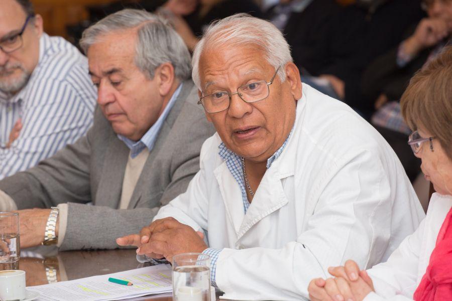 Carlos Moreno, gerente del Materno Infantil dijo que a sólo al 0.50% de las mujeres atendidas en el Hospital se les detecta la trombofilia.