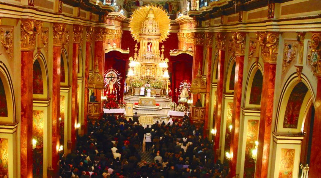 Hoy se celebrará en la Catedral la ceremonia.