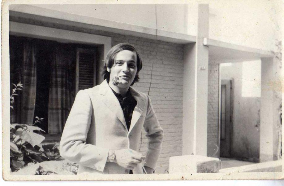 Oscar Alberto Bianchini, fue secuestrado de su casa y desparecido a los 24 años.