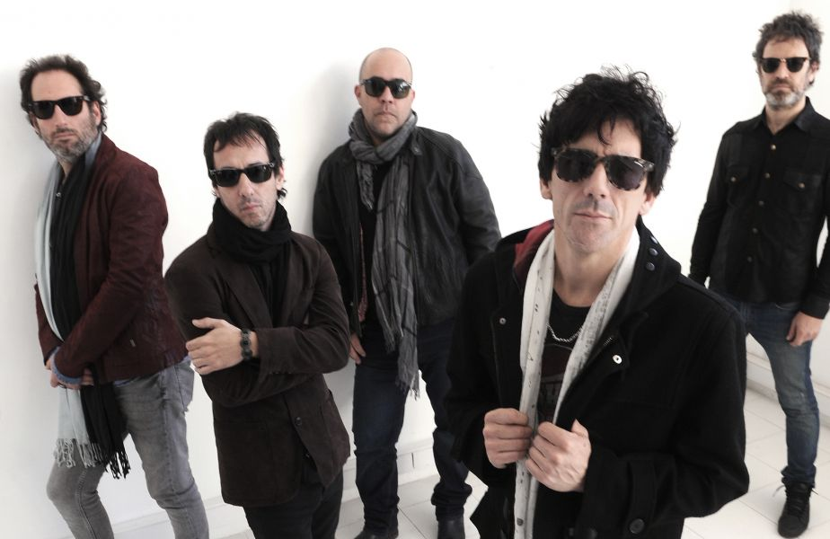 """""""Nosotros somos una generación que es súper fan del rock clásico"""", dicen Los Guasones que vuelven a tocar a Salta este sábado."""