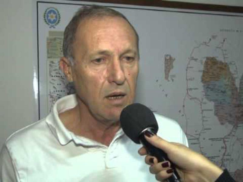 Alberto Fermani, intendente de Las Lajitas ahora imputado por los delitos de falsedad ideológica y fraude a la administración pública.