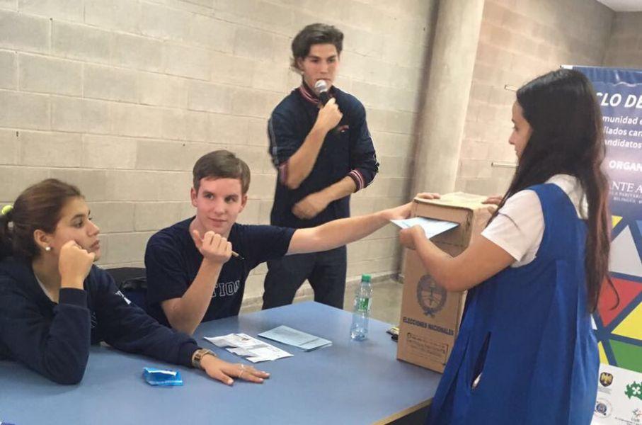 La campaña #YoElijoVotar, se lleva adelante para fortalecer el voto de los jóvenes de entre 16 y 17 años.