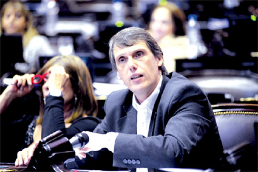 Diputado nacional Pablo Kosiner.