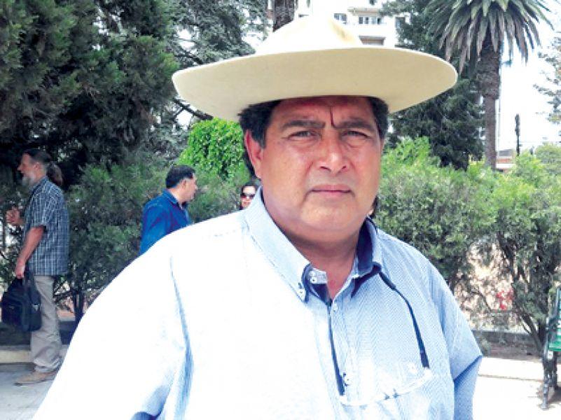 Pascual Torres viene de una familia de campesinos que sufrió el despojo de tierras en una finca en la jurisdicción de Embarcación.