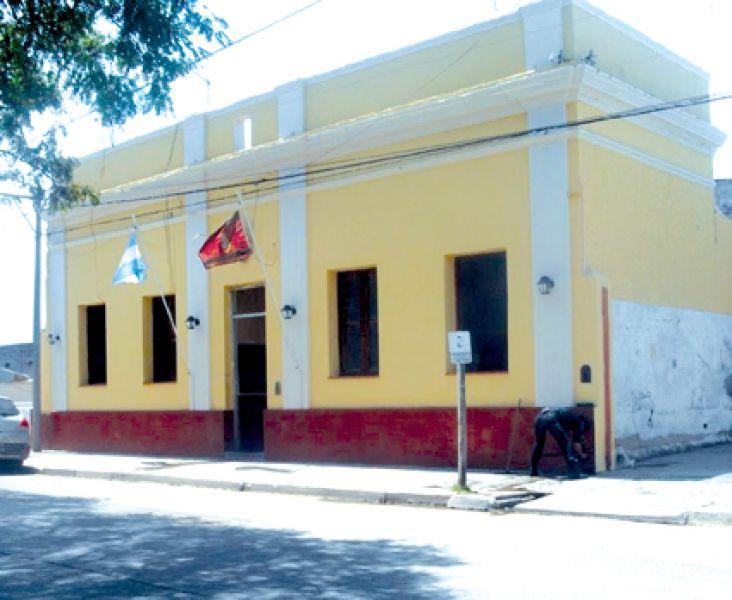 Sede de la comuna de Rosario de La Frontera, donde ocurrió el robo en junio pasado.