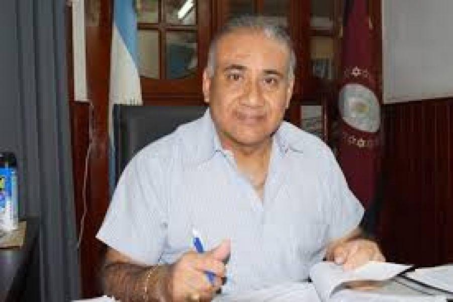 """Rubén Méndez continuará como jefe comunal y atribuyó el juicio y las acusaciones en su contra a """"una maniobra política""""."""