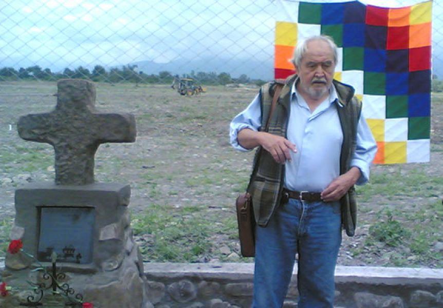 El Armando Jaime, militante y luchador social está muy enfermo y se piden donaciones para ayudar a su recuperación.