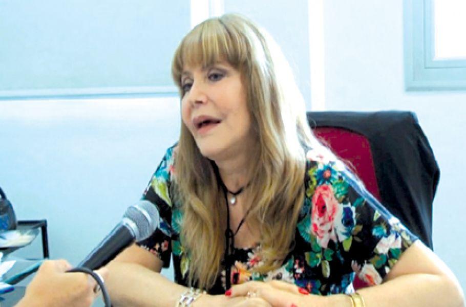Sandra Bonari, es la nueva ministra de la Corte de Justicia en reemplazo de la vacante que dejó el juez Félix Díaz.