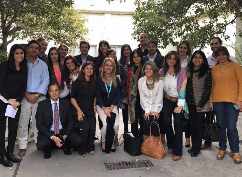 La Fundación Nobleza Obliga presentó el programa  'Mentes Transformadoras 2017' a empresas de Salta y Misiones.