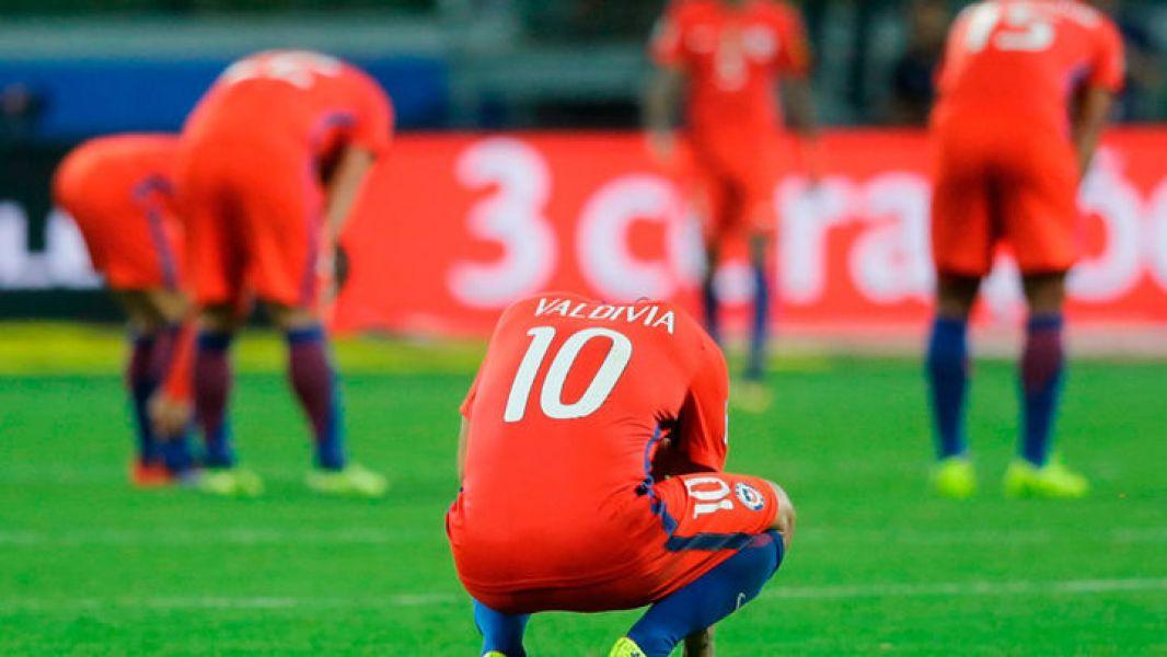 La Roja no se resigna a quedarse afuera de Rusia 2018.