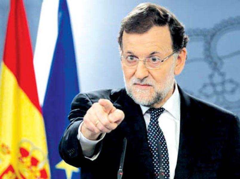 El presidente Mariano Rajoy finalmente anunció la aplicación del artículo 155 de la Constitución Española al Gobierno Catalán.