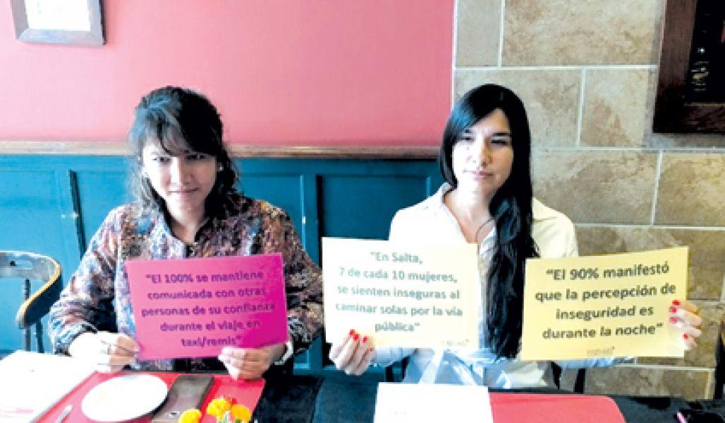 Las referentes de Mumalá planifican avanzar en acciones concretas sobre la inseguridad causada por la violencia machista.