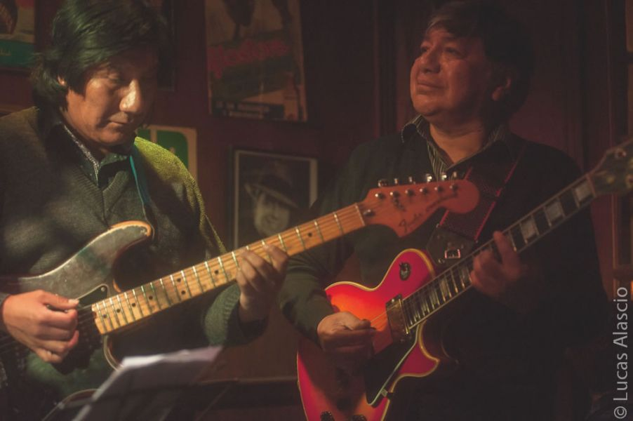"""Niebla Jazz se presentará el 18 de noviembre en la """"Despedida del Guitarrazo 2017""""."""