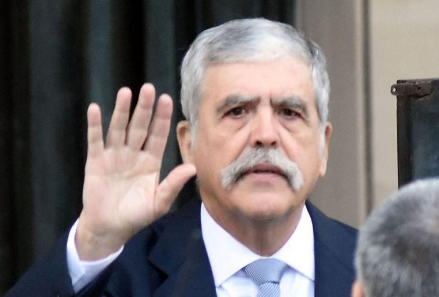 """Los abogados de Julio De Vido dicen que la situaciòn """"amerita acudir a los sistemas internacionales de protección de los derechos humanos""""."""