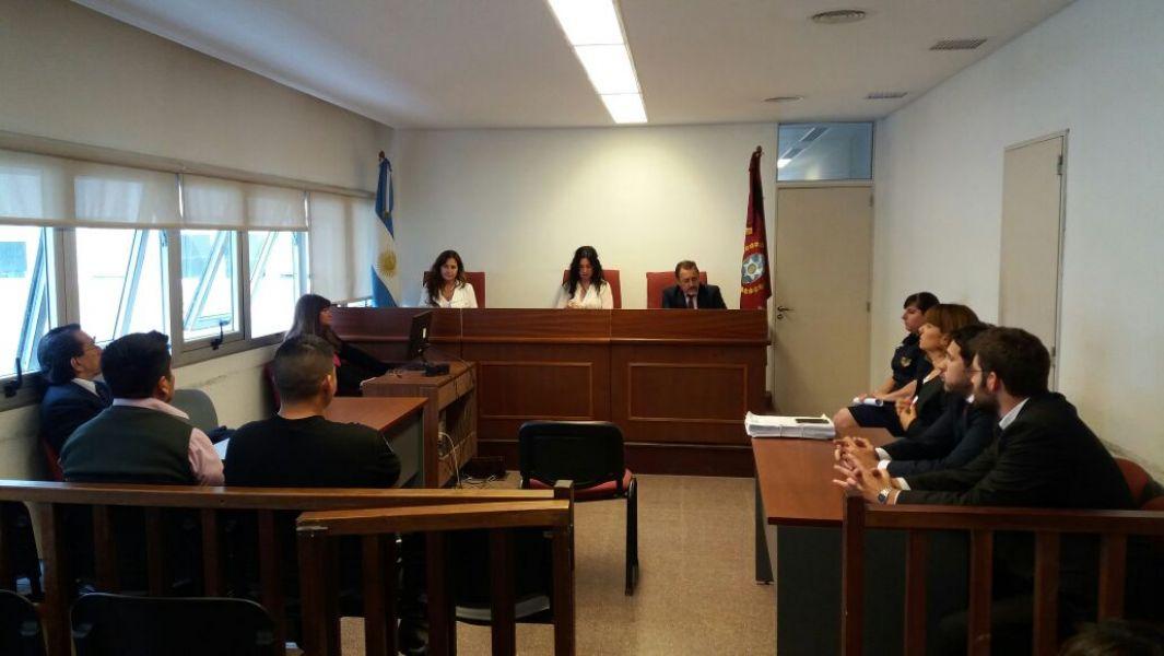 El Tribunal acompañó el pedido de perpetua requerido por la querella y la Fiscalía para el femicida Rubén Darío Farfán.