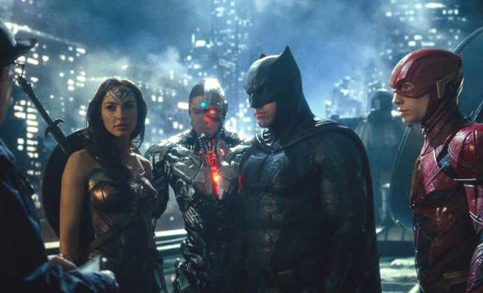 """Avant Premiere en Salta del filme """"Liga de la justicia"""" que se estrena en los cines del mundo el próximo 16 y 17 de noviembre."""