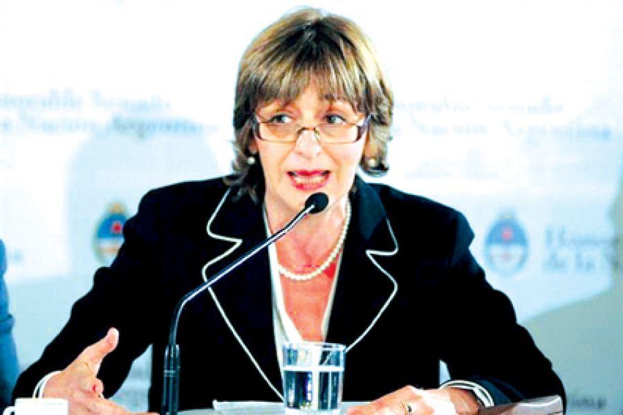 La renuncia de Gils Carbó se hará efectiva el 31 de diciembre.