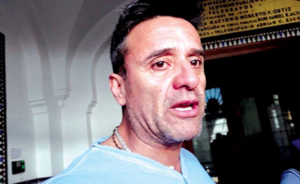 El empresario de la carne Iván Cabezas.