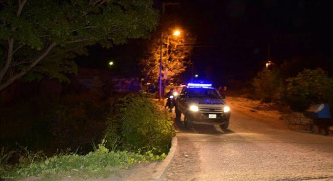 El policía jujeño junto a sus amigos fue detenido en un control vehicular