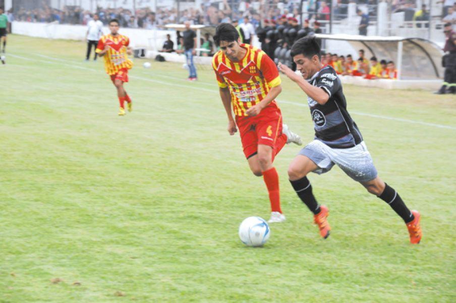 Hernán Vargas, jugador de Central Norte.