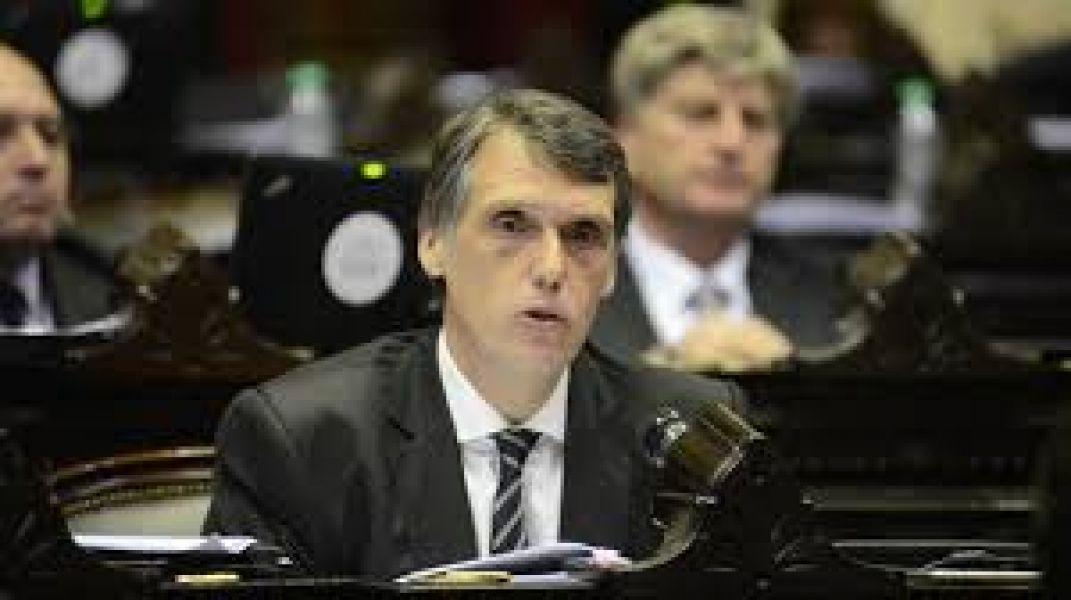 Pablo Kosiner, diputado nacional por Salta