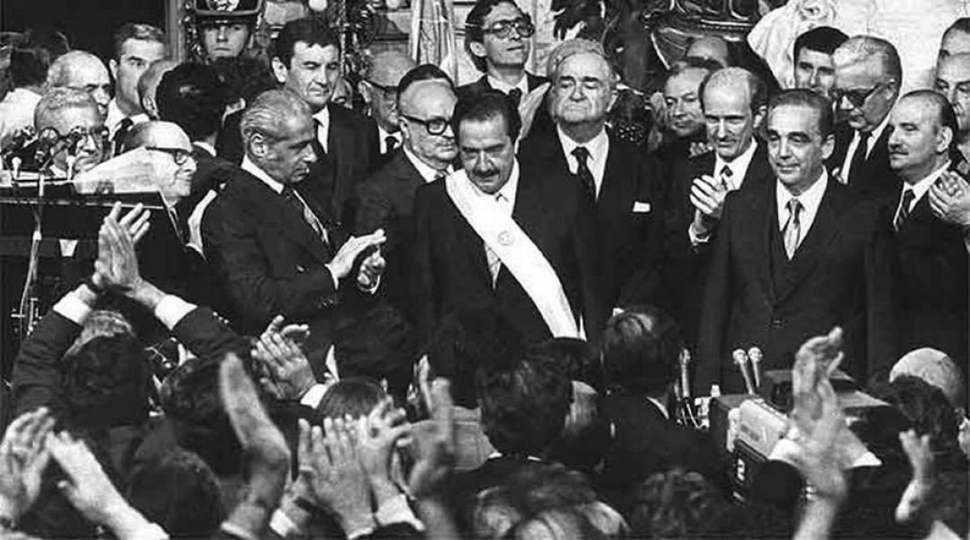 1983, año de la restauración democrática
