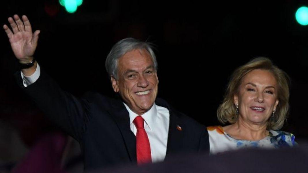 El nuevo presidente chileno.