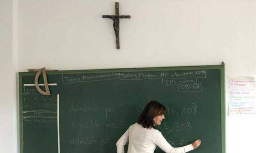 Se modifica la ley sobre la educación religiosa en escuelas de Salta. Legisladores corregirán la normativa de acuerdo al fallo del Tribunal Supremo.