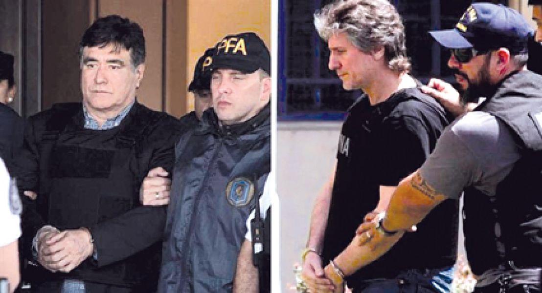 Carlos Zannini y el exvicepresidente Amado Boudou continúan detenidos en el penal de Ezeiza.