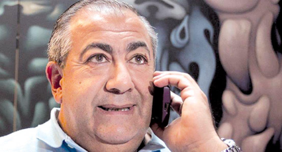 Héctor Daer, secretario general de la Asociación de Trabajadores de la Sanidad Argentina (ATSA).
