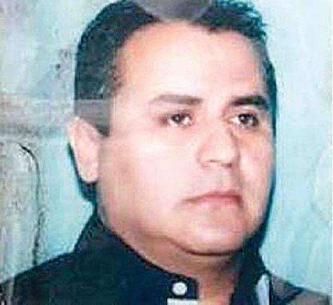 Delfín Castedo fue detenido en agosto de 2016, tras 10 años prófugo.